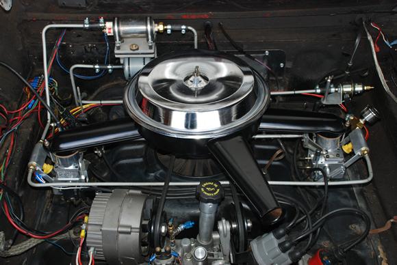 Corvair Fuel Injection Except Turbos Black Hawk Engineering