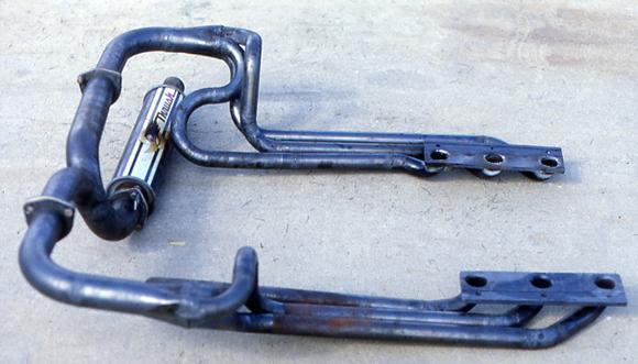 BHE - Exhaust Stuff